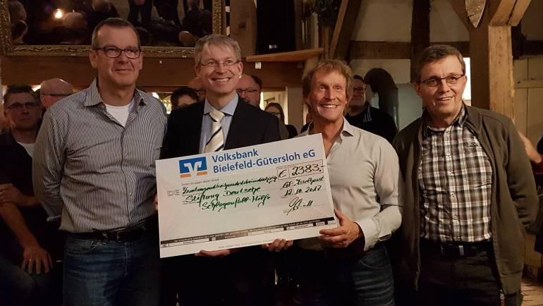 Sponsoren- und Helferabend der 19. Isselhorster Nacht