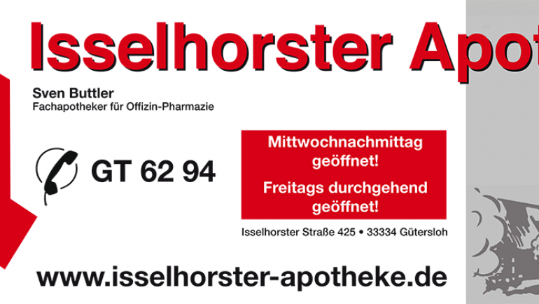 Isselhorster Apotheke