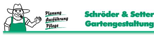 Schröder – Setter Gartengestaltung
