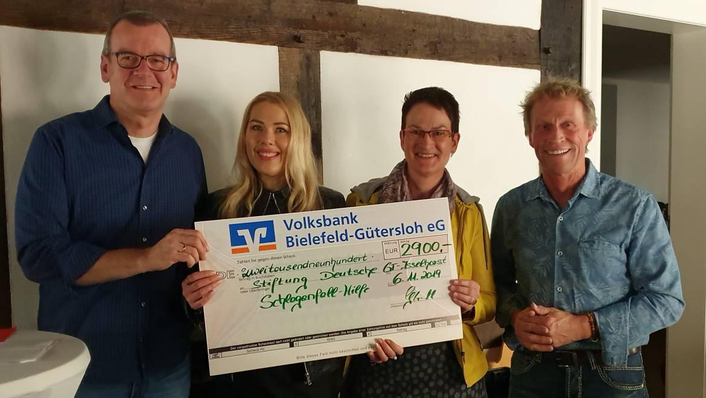 Sponsoren- und Helferabend der 21. Isselhorster Nacht