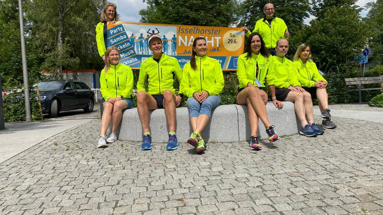In 100 Tagen fit – läuft da was in Isselhorst?