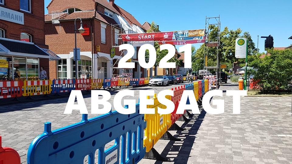Absage Isselhorster Nacht 2021